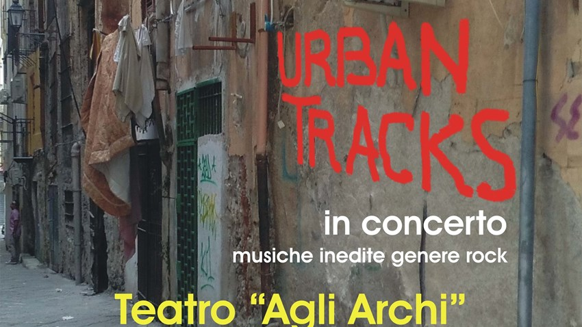 Urban Tracks in concerto